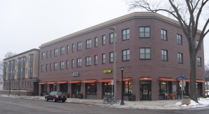 Nicollet Square, housing for homeless youth in Minneapolis
